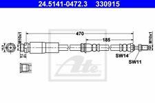 ATE Bremsschlauch 24.5141-0472.3 vorne für FORD FIESTA 5 und Mazda 2