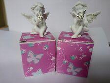 Pair of Beautiful angel ornaments/figurines