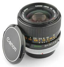 Canon Lens FD 24mm 2,8 S.S.C. SHP 66204