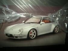 1:12 GT Spirit Porsche 911 Typ 993 C4S Silver/Silber Nr. GT190 in OVP