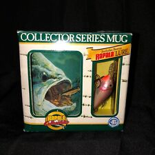 New In Box Rapala Collectibles -Collector Series Mug with Lure