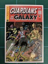 Guardians of the Galaxy Showcard Poster Art Mini Print Mondo Paolo Rivera SDCC
