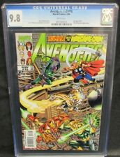 Avengers #v3 #16 (#431) (1999) Wrecking Crew Appearance CGC 9.8 White Pages Y575