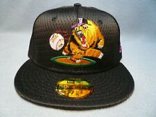 New Era 59fifty Fresno Grizzlies Batting Practice Mesh NEW Fitted cap hat Grizz