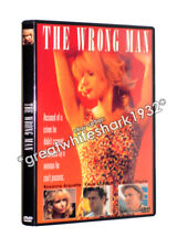The Wrong Man DVD (1993) Rosanna Arquette John Lithgow Kevin Anderson