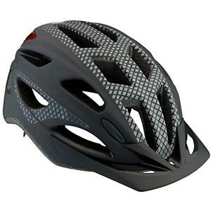 Schwinn Beam ADULT~LED Lighted Bike Helmet w/ Reflective Design~Adjustable Fit