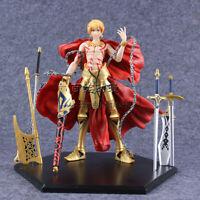TYPE-MOON Official Fate Grand Order Archer Attila the San-ta Figure