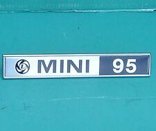 "MINI MONOVOLUME ""MINI 95"" badge, Van, prendi gratis UK!"