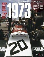 MFH Book No47 Tyrrell 006 Lotus 72E M23 1973 Racing Pictorial Series by HIRO