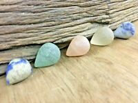 Rare Vintage Sea Marble /Glass Extremely Rare Surf Tumbled Rare Old Collectible
