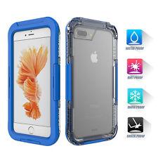For iPhone 6S Plus Waterproof Lifetime Crystal Clear Case Dirtproof Cover Skin