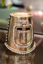 Artist Exclusive Knights Helmet Trinket Box with Austrian Crystals