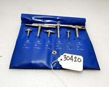 Imported Telescoping Gage Set 5/16 - 6 Inch (Inv.30420)