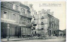 CP 62 PAS-DE-CALAIS - Arras - Bombardement 14-18 - Rue Gambetta prolongée