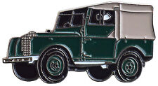 Land Rover Series 1 truck cut out lapel pin