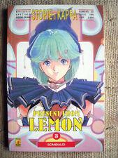 Storie di Kappa - Present for lemon n.3  MANGA
