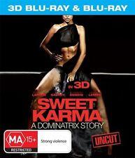 Sweet Karma - Dominatrix Story (Blu-ray, 2012) - Region B