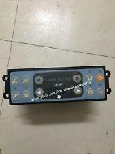 Air Conditioner Controller Panel Fits XCMG Excavator 135B/150D/200C/225/215/235