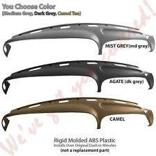 98-01 Dodge Ram Dashboard Dash Cover Overlay Cap Skin + Your Choice of Color