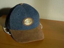 CAP BRAND NEW SKI UTAH SKI HARD FACE YOUR FEARS HIGH QUALITY METAL LOGO