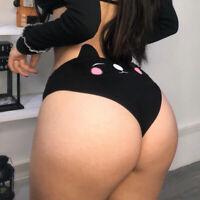 Funny string G-string Panties Underwear Briefs Thongs Lingerie T Women Knickers
