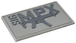 Sig Sauer MPX PVC w/Hook-Back Adhesion