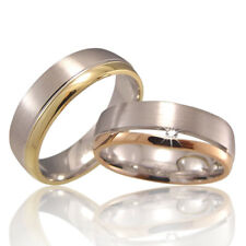 2 Trauringe 925 Silber GRAVUR + Etui Eheringe Verlobungsringe Partnerringe A26-1