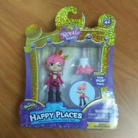 Shopkins Happy Places Royal Trends Prince Rowen Ruby Lil' Shoppie Doll New!