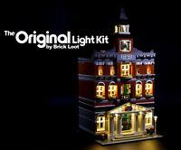 LED Lighting kit for LEGO ® 10224 Town Hall