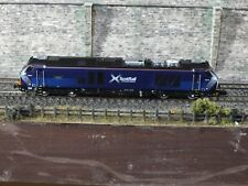 Dapol N Gauge Class 68 No 68007 in Scotrail Livery DCC Ready.