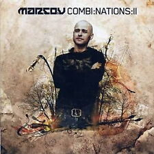 MARCO V COMBI: NATIONS II [2CD Set] Dance Electronic, Central Station **NEW CD*
