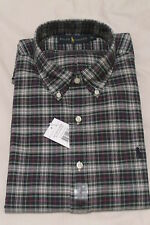 RALPH LAUREN POLO  BUTTON DOWN CHECK SIZE XL NEW WITH TAGS RRP £85