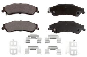 Juego pastillas frenos traseros Chevrolet Blazer S10 GMC Jimmy rear pads