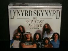 Lynyrd Skynyrd - Broadcast Archive 3-CD SEALED live broadcast recordings