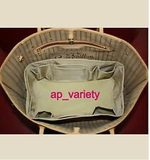 Bag Organizer Base Shaper Internal Bag for LV Neverfull GM in Beige Color