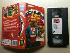 RAINBOW - SUPER BUNGLE - VHS VIDEO