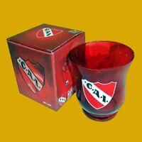 INDEPENDIENTE - Glass MATE + Box - Argentina Soccer