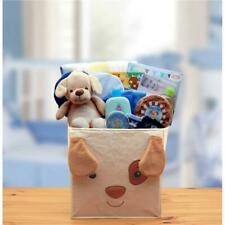 Gbds 890731 Puppy Tails New Baby Gift Basket