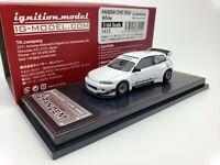 1:64 Ignition Honda Civic EG6 PANDEM White JDM IG1415 Limited Edition NEW Model