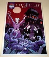 The X FILES Season 11 # 5  IDW Comic Dec 2015  NM  ARCHIE VARIANT COVER EDITION
