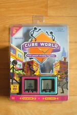 Cube World Series 2 *NEW* - In Original Sealed Package Mic & Hans/Music & Sport