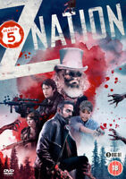Z Nation: Season Five DVD (2019) Keith Allan cert 18 4 discs ***NEW***
