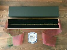 Harry Potter Noble Collection Hermione Granger Magic Wand in Olivanders Box S04