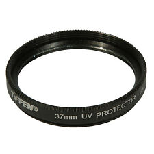 Tiffen 37mm UV Objektiv Filter für Panasonic Lumix G X Vario PZ 14-42mm f/3.5-5.6