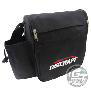 Discraft WEEKENDER Disc Golf Bag Holds 6+ Discs - BLACK