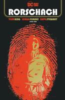 DC Comics Rorschach #1 (of 12) Jorge Fornes Main Cover NM 10/13/2020 Pre-Sale