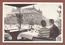 Copenhagen Denmark, Cherry Heering Licqueur City hall Restaurant c 1950s   RK661