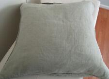 "1 NEW Restoration Hardware RA Oushak Pillow Cover 18/"" X 24/"" Vine *$265 Retail"