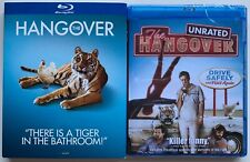 NEW THE HANGOVER BLU RAY + TARGET EXCLUSIVE QUOTE SLIPCOVER THERES A TIGER BATH