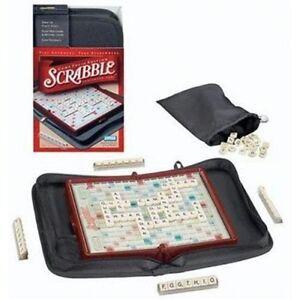 Scrabble Game Folio Travel Edition Replacement Pieces & Parts Snap Tiles